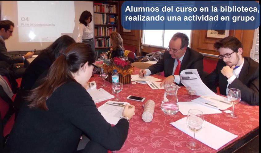 """Importante participación en el curso """"La gestión de riesgos en Derechos Humanos, un factor clave de éxito en la empresa""""® de Across -RSC- International y Aliter"""