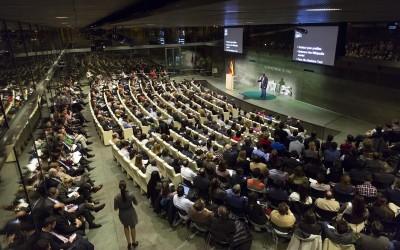 Across -RSC- Interntational agradece la labor de la Fundación Rafael del Pino como altavoz de la acciones de Singularity University