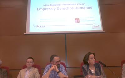 Across -RSC- International participa en el II Encuentro de Profesores de Ética de las Profesiones y Éticas Aplicadas, organizado por la Universidad Pontificia de Comillas y las Universidades Jesuitas